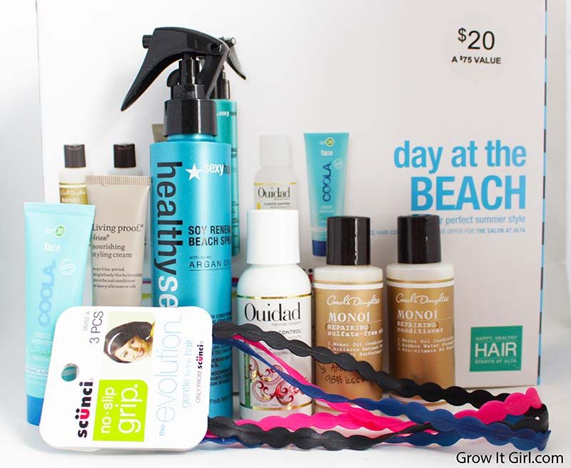 Ulta Love Your Hair Event Day at the Beach Value Set