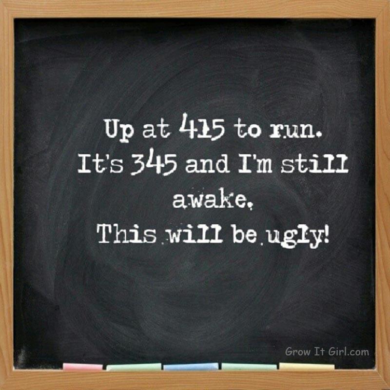 415 am Run Time