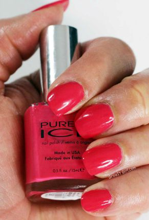 After Hours By Pure Ice Nail Polish| Swatch and Review