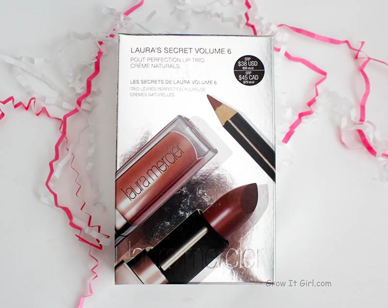 Box Of Joy Laura Mercier Laura's Secret Volume 6 Luxepineapple