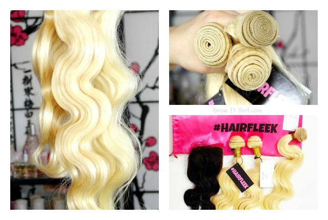 #HAIRFLEEK Brazilian Body Wave Initial Hair Review