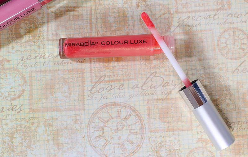 Mirabella Colour Luxe Lip Gloss in Glossed