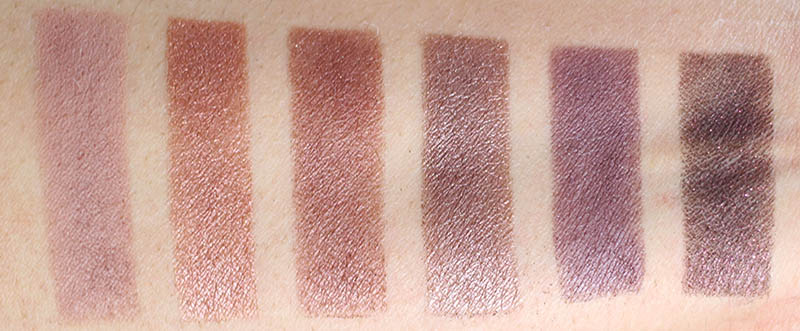 Makeup Revolution Redemption Eyeshadow Iconic 3 Palette Swatches and Review. www.growitgirl.com