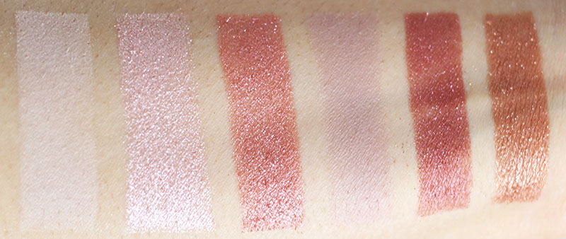 Makeup Revolution Redemption Iconic 3 Eyeshadow Palette Review and Swatches.