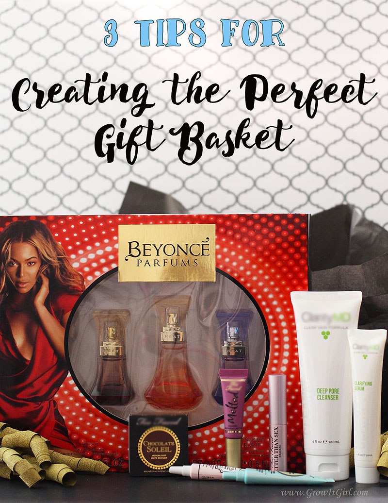 3 Tips For Creating A Gift Basket