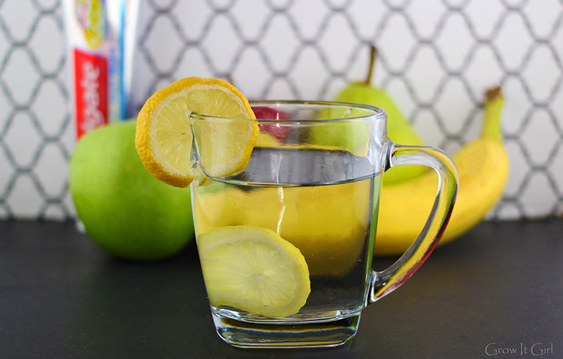 5 Easy Steps To Create A Healthy Life For Tomorrow By Drinking Lemon Water