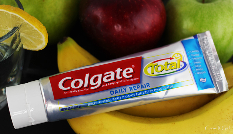 5 Easy Steps To Create A Healthy Life For Tomorrow ft Colagte Total Repair