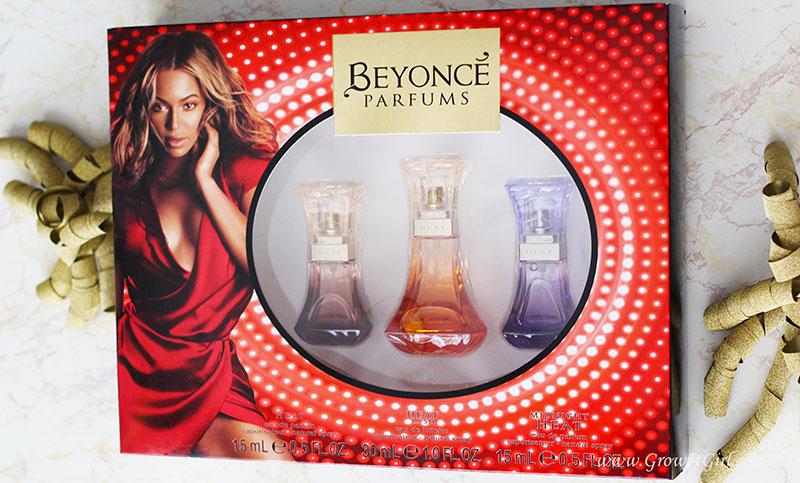 Beyonce Heat Perfume Gift Set