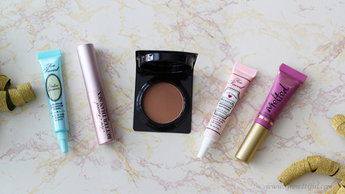 Too Faced Most Loved For Favorite Things Giveaway