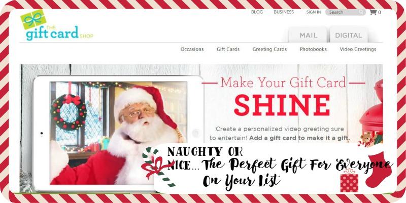 thegiftcardshop.com Make Your Gift Card Shine