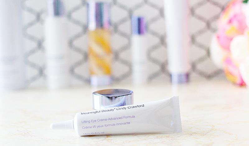 Meaningful Beauty Review Lifting Eye Creme - Advanced Formula