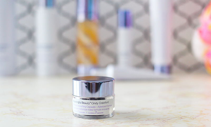 Meaningful Beauty Review Wrinkle Smoothing Capsules
