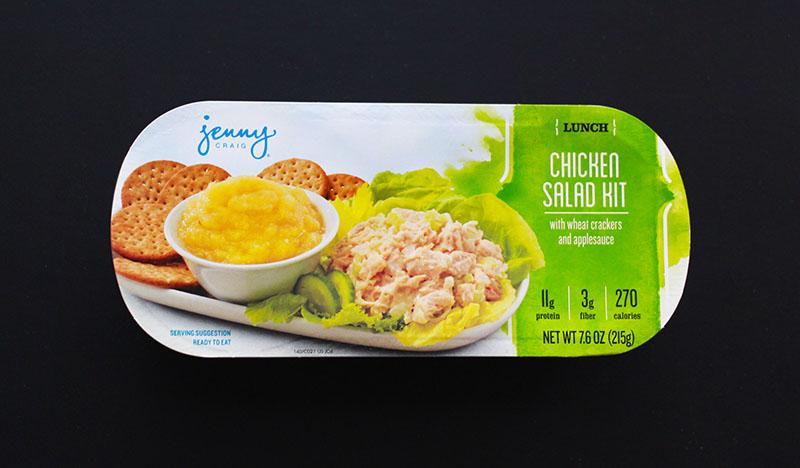 Jenny Craig Weight Loss Starter Kit Chicken Salad