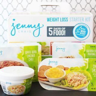Jenny Craig Weight Loss Starter Kit Lunch Meals