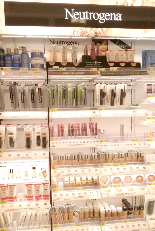 Neutrogena Makeup in Target www.growitgirl.com