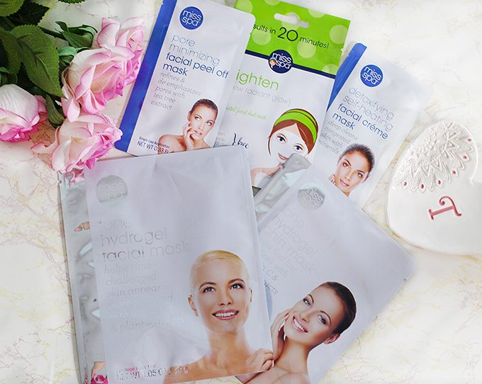 Miss Spa Facial Masks A beauty enthusiast must have.