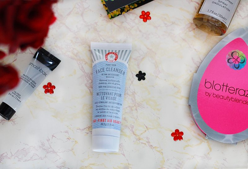 Play By Sephora First Aid Beauty Face Cleanser