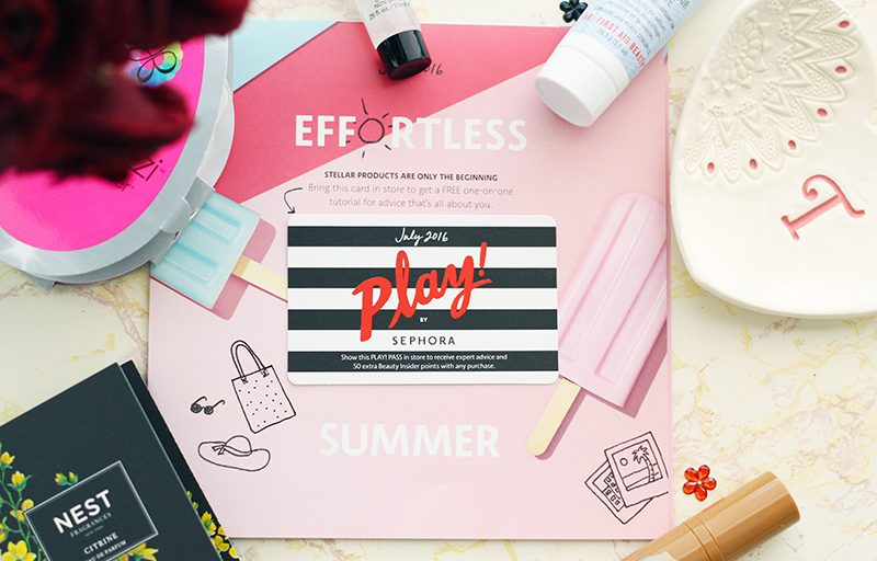 Play By Sephora Play Pass