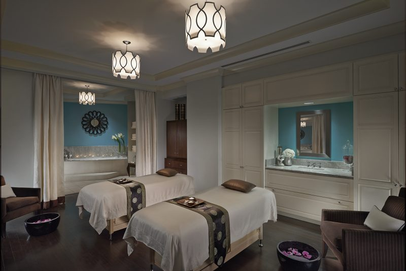 Mandarin Oriental Spa Couple's Suite