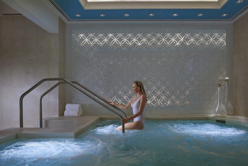 Mandarin Oriental Spa Vitality Pool