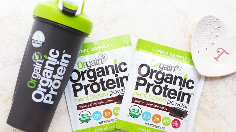 orgain-organic-protien-powder-and-tumbler