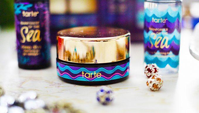 Make A Splash With The tarte Rainforest of the Sea Hydrating Skin Savers Set