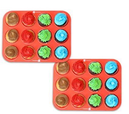 silicone-muffin-baking-set