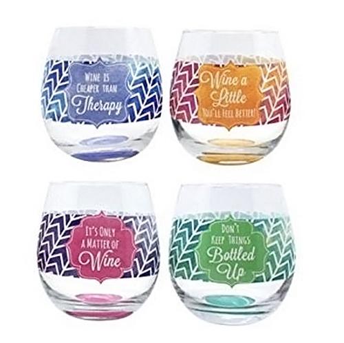 watercolor-wine-glass-set