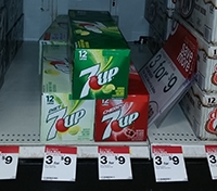 7up in target