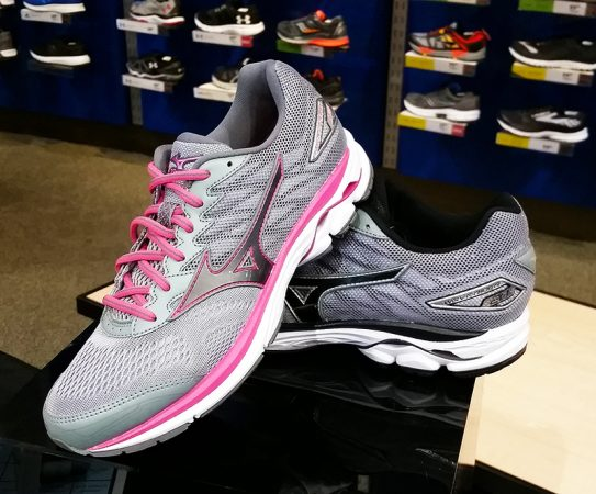 Let's Get Moving | Mizuno Wave Rider 20