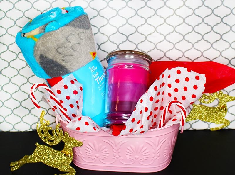 candle-and-throw-gift-basket