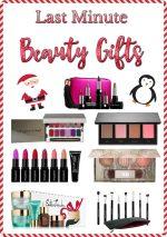 Last Minute Beauty Gifts