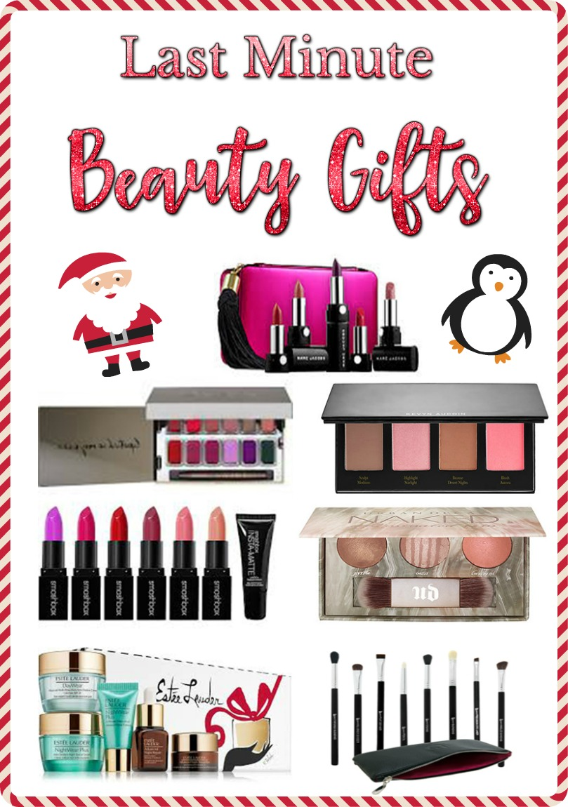 Last Minute Beauty Gifts