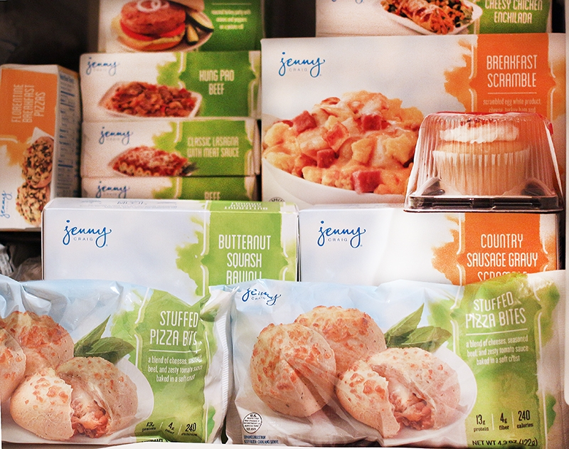 Jenny Craig Meal Frozen Meal Options