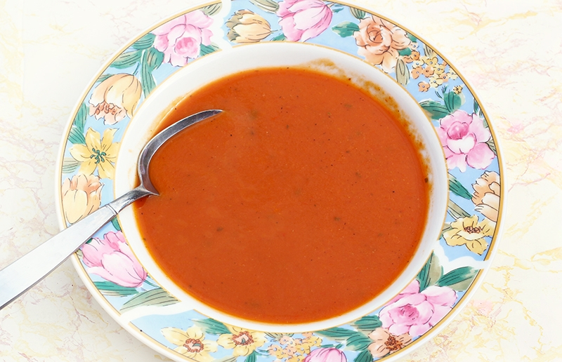 Jenny Craig Creamy Tomato Vegetable Soup