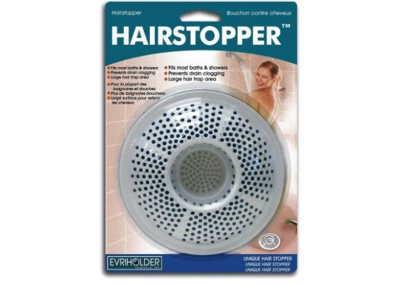 The Hairstopper hair catcher