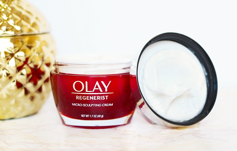 Olay Regenerist Micro-Sculpting Cream Rich and Creamy