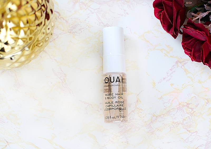 OUAI Hair and Body Oil
