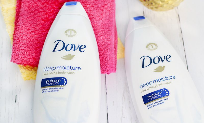 Five Tips For Dry Skin Dove Deep Moisture