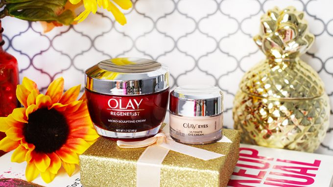 Olay 28 Day Challenge Products