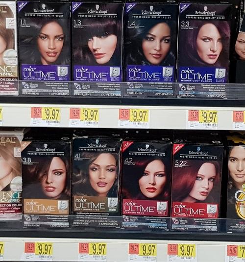 Schwarzkopf Color Ultime Color Cream In Walmart