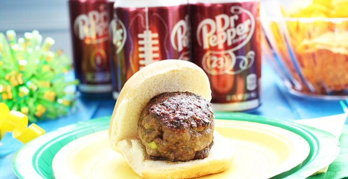 Sweet and Sour Meatball Slider Recipe