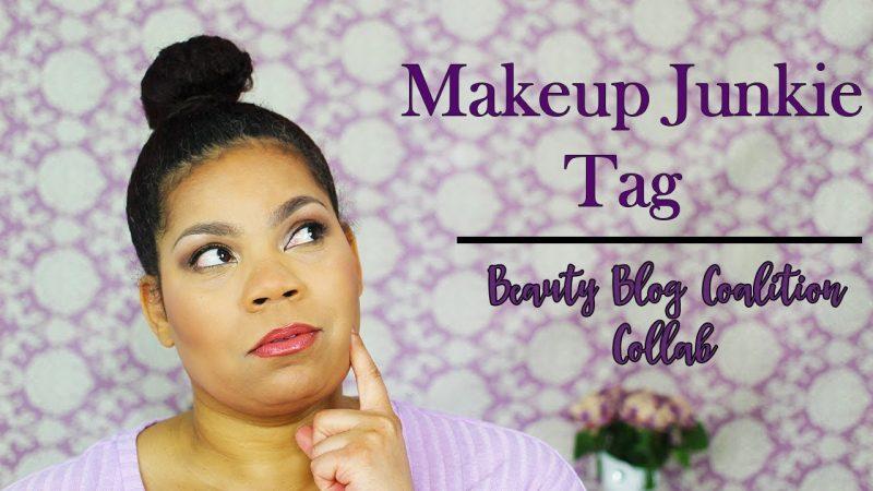 Makeup Junkie Tag