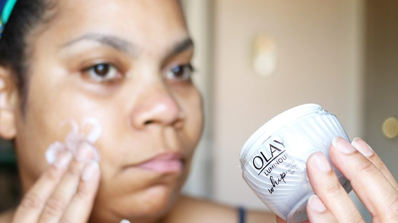 Daydreaming with Olay Whips with SPF 25