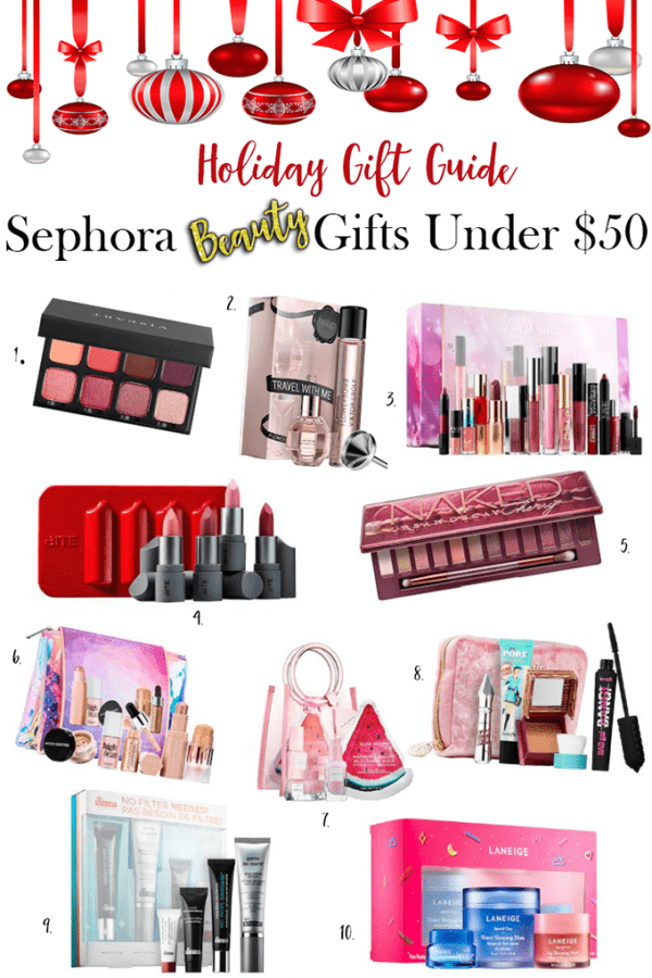 Beauty Gifts Under $50