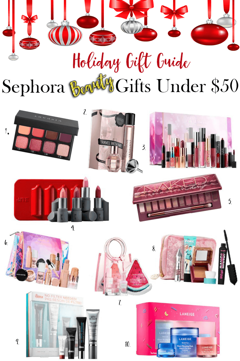 Sephora Beauty Gifts Under $50