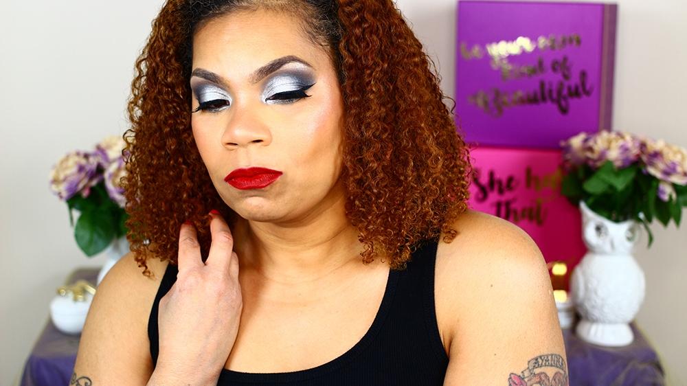 Holiday Makeup Tutorial_Valentines Makeup Look